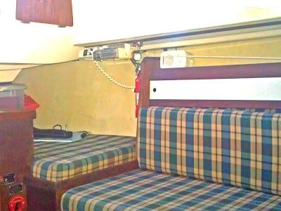 Sabre 28- Cabin