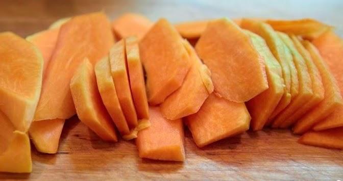 Польза сырой тыквы