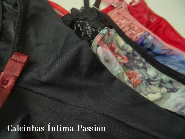 Calcinhas Íntima Passion