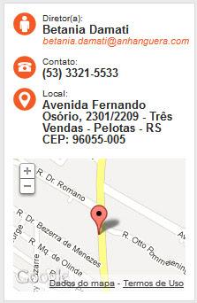 Anhanguera Pelotas