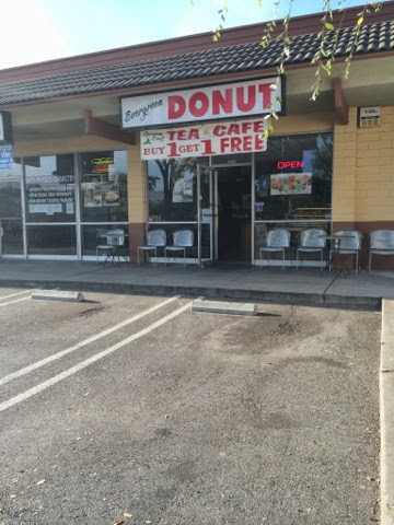 Evergreen San Jose Neighborhood Donut Shop - new location