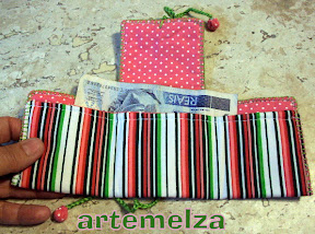 artemelza - carteira de patchwork