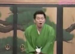 罰ゲームでタマキン撃破! 海外の動画サイトにUPされてきた日本のバラエティ番組。