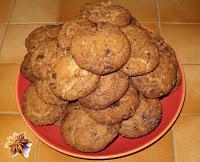Les authentiques cookies - recette indexée dans les Desserts