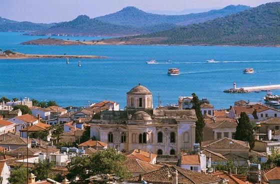 Ayval�k ve Cunda Adas�  Otelleri