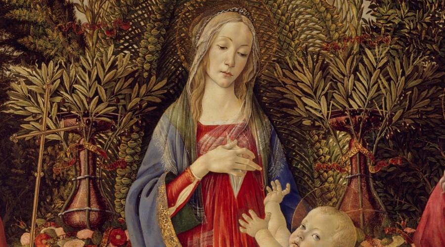 Three Pipe Problem Not Renaissance Marian Symbolism The