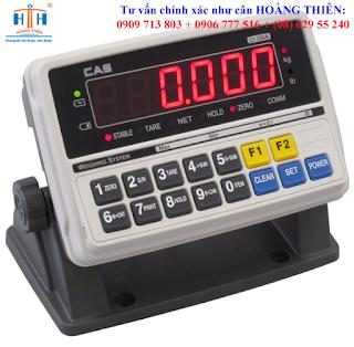 đầu cân điện tử cas ci-200sc là đầu indicator siêu rẻ