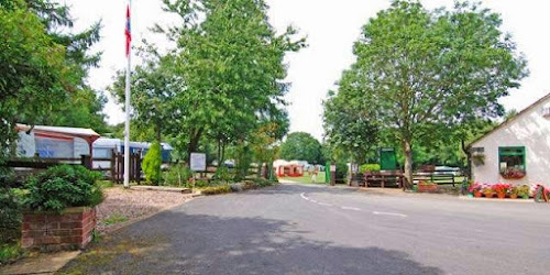 Chipping Norton Camping and Caravanning Club SIte at Chipping Norton Camping and Caravanning Club SIte
