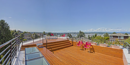 small homes with roof deck phinney modern