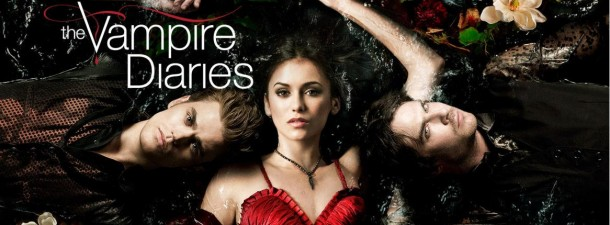 The vampire diaries season 3 poster the vampire diaries 23537380 1165 900 610x225 The Vampire Diaries 3ª Temporada Legendado RMVB + AVI