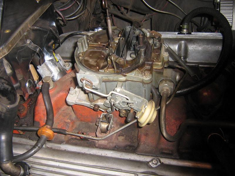 rebuilt my carb, starts won't stay running ? - CorvetteForum