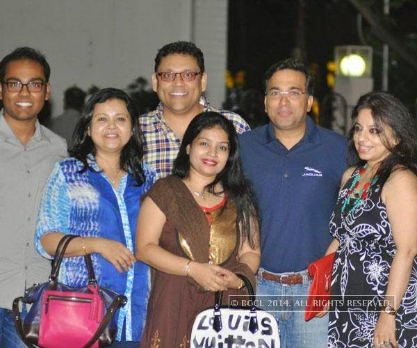 Guests at Kolkata's Funniest Day, a stand-up comedy event.