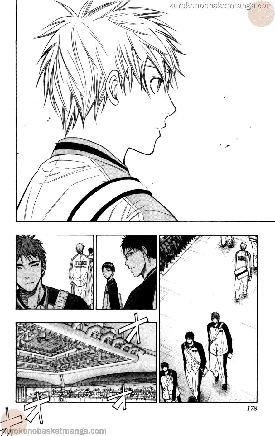 Kuroko no Basket Manga Chapter 98 - Image 11