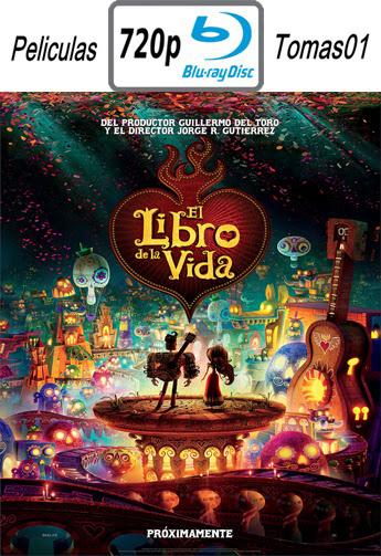 El Libro de la Vida (2014) BRRip 720p