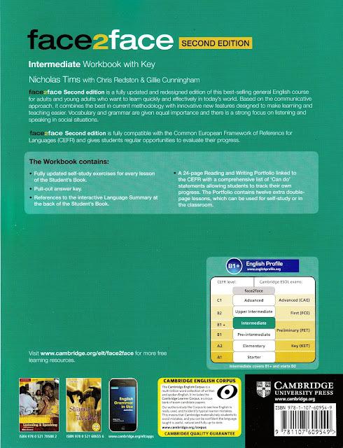 face to face workbook intermediate pdf