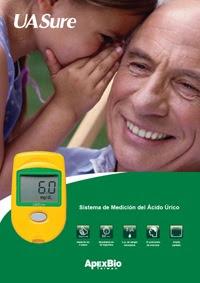 Medidor de ácido úrico