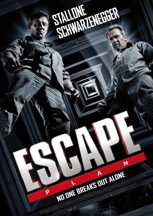 Poster Of Escape Plan (2013) Full Movie Hindi Dubbed Free Download Watch Online At Alldownloads4u.Com