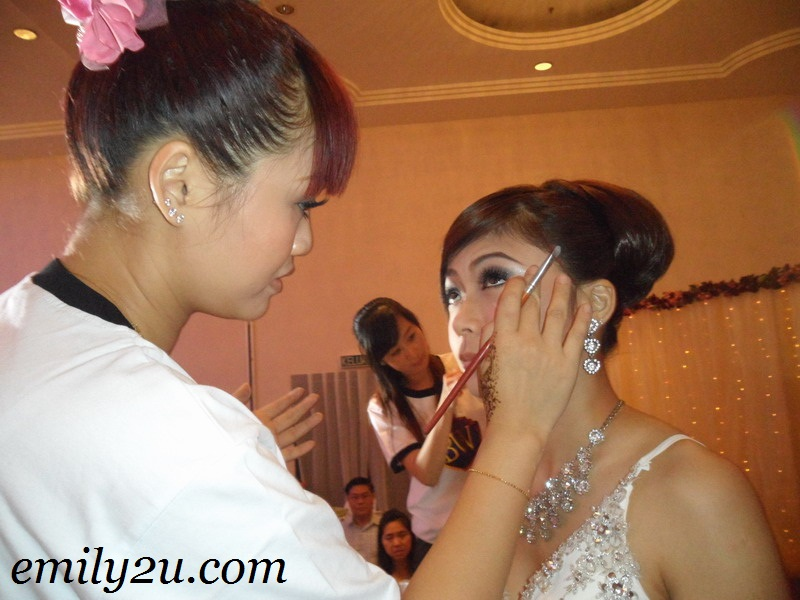 Hair & Make Up Show @ Impiana Wedding Fair