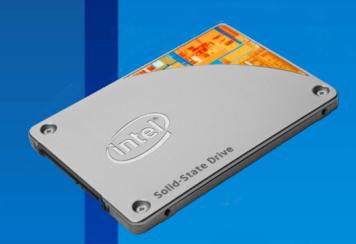 Intel SSD 53