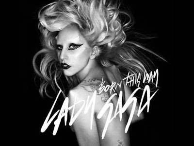 lady gaga born this way cover photo. lady gaga born this way album