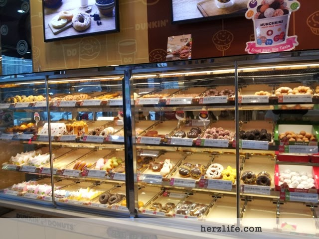 Dunkin Donuts Icheon Bus Terminal