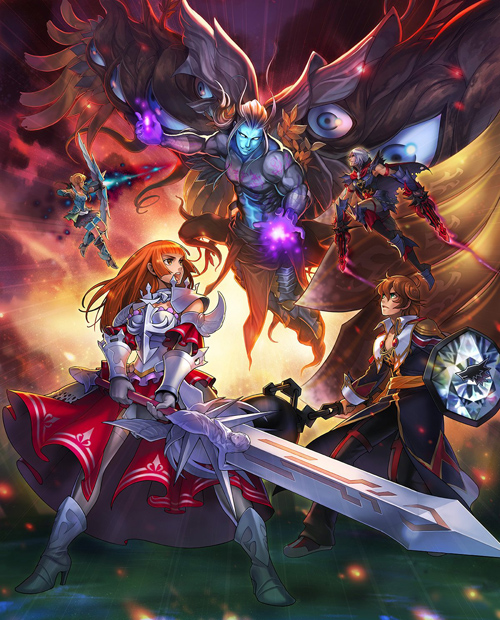 Ragnarok Odyssey Ace sẽ hướng tới thị trường Âu Mỹ 3
