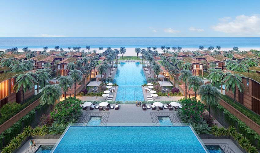 Condotel Pan Pacific Đà Nẵng Resort