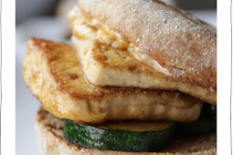 Tofu English Muffin