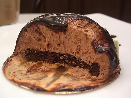 chocolademousse anw algemeen nederlands woordenboek