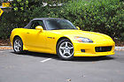 2001 Honda S2000 - Super Clean! Less then 8500 Miles! One Owner California Car