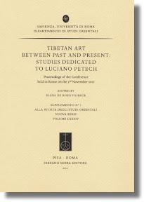 [De Rossi Filibeck: Tibetan Art between Past and Present]