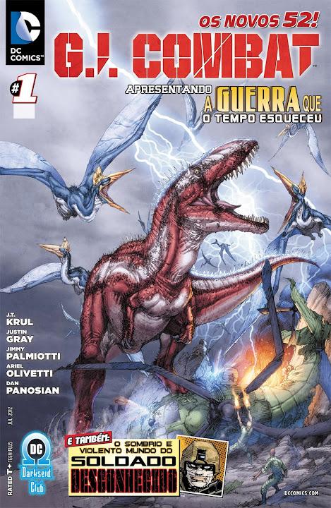 G.I. Combat (Os Novos 52)