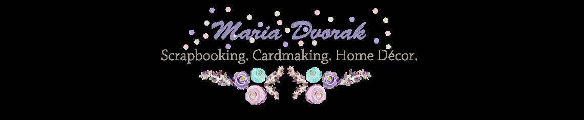Maria Dvorak - hobby blog
