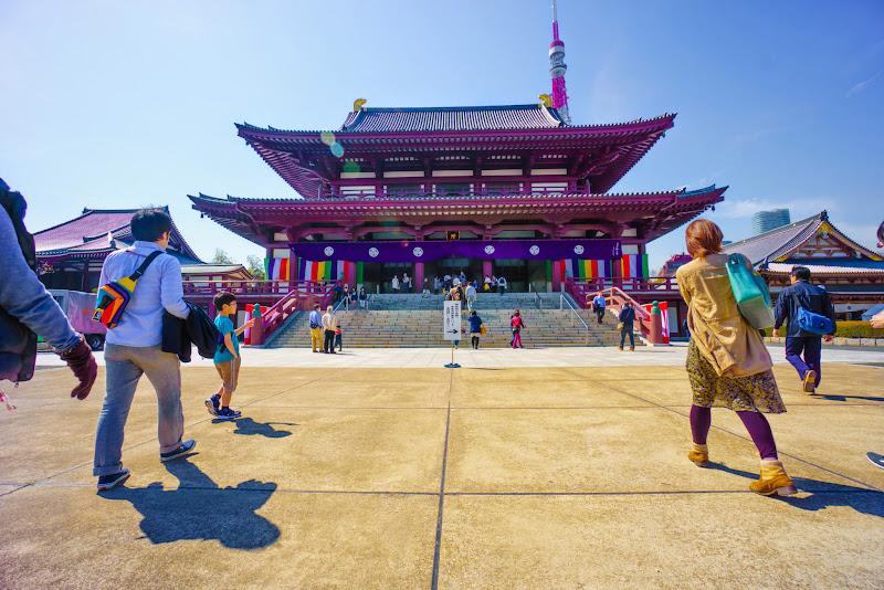 増上寺 写真 4