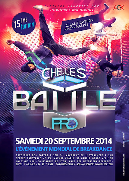 Chelles Battle Pro 2015 - Undisputed