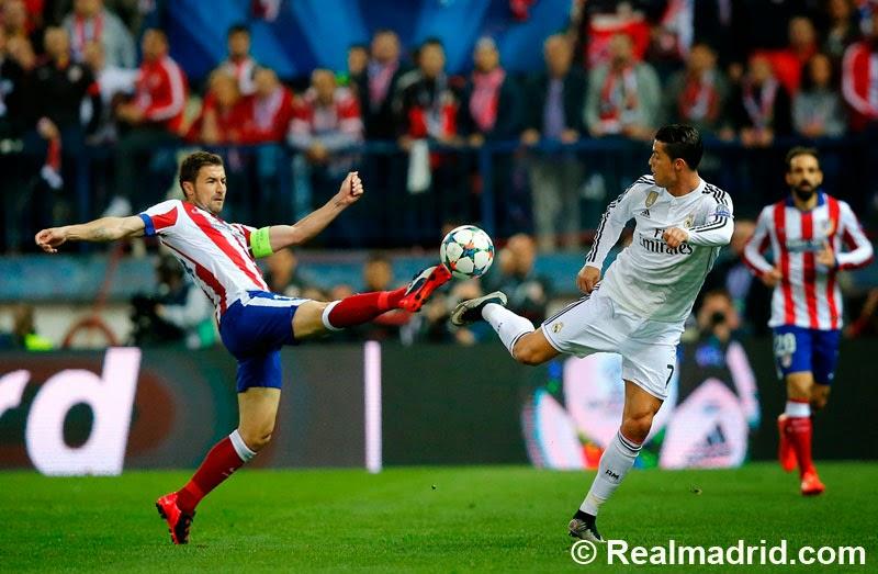 Atletico Madrid Vs Real Madrid: El Derbi De Europa : Atlético De Madrid Vs Real Madrid