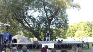 Szabó Ádám 6 rész Bárdudvarnok Falunap 2014 video