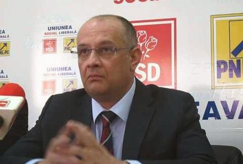 Gavarit? Băișanu va fi demis din funcția de președinte al PNL Suceava