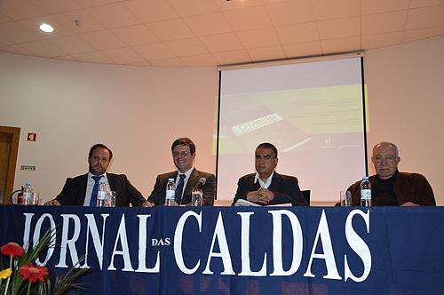 Hugo Oliveira, Jorge Varela, Francisco Gomes e João Serra