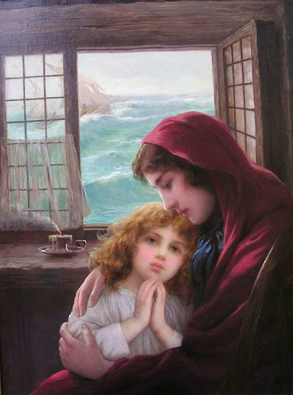 James Sant - A Simple Prayer