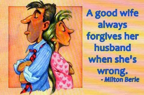 Funny Wife Quotes