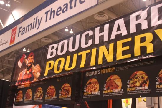Bouchard's Poutinery.