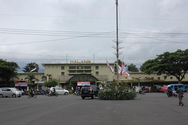 Stasiun Malang Kota Baru