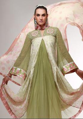 Anarkali Frock | New Frock Style 2013 | Best Frock Designs