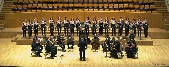 'Vivaldi en la Pietà' en el Teatro Auditorio San Lorenzo de El Escorial