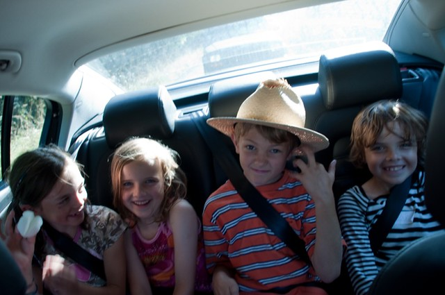 Why A Family Road Trip Is Better Than A Holiday Abroad