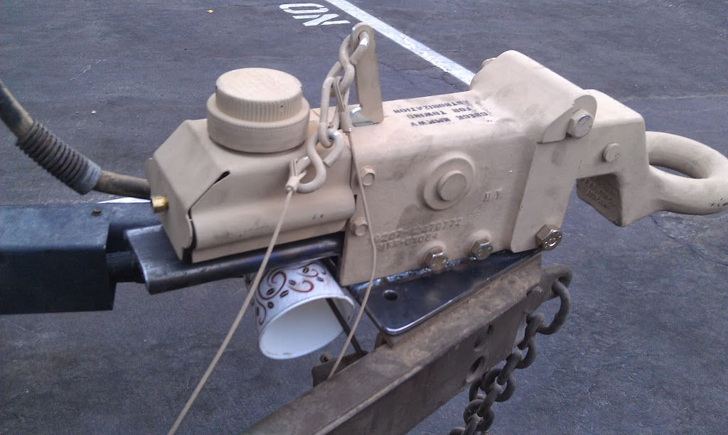 M101A3 Trailer with M1101/2 Surge Assy - G503 Military Vehicle