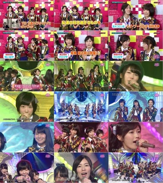 (TV-Music)(1080i) AKB48 part – Music Dragon 141121