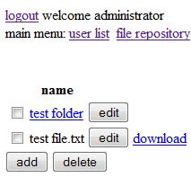 Programmer Assistant: JQuery-Plugin, JQGrid + FileRepository