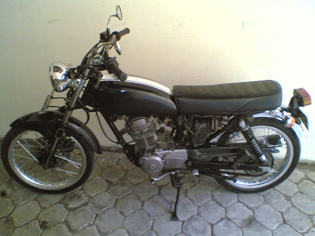Modif Motor Gl Pro Jap Style